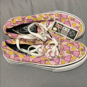Limited Edition Princess Peach Vans